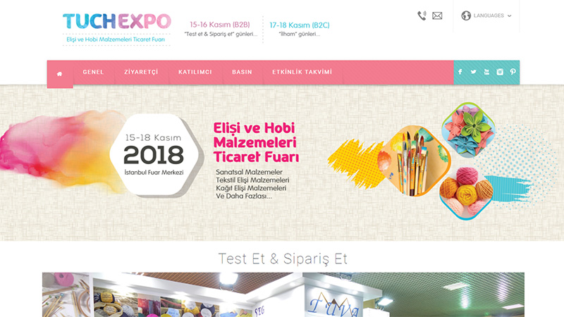 Tuch Expo